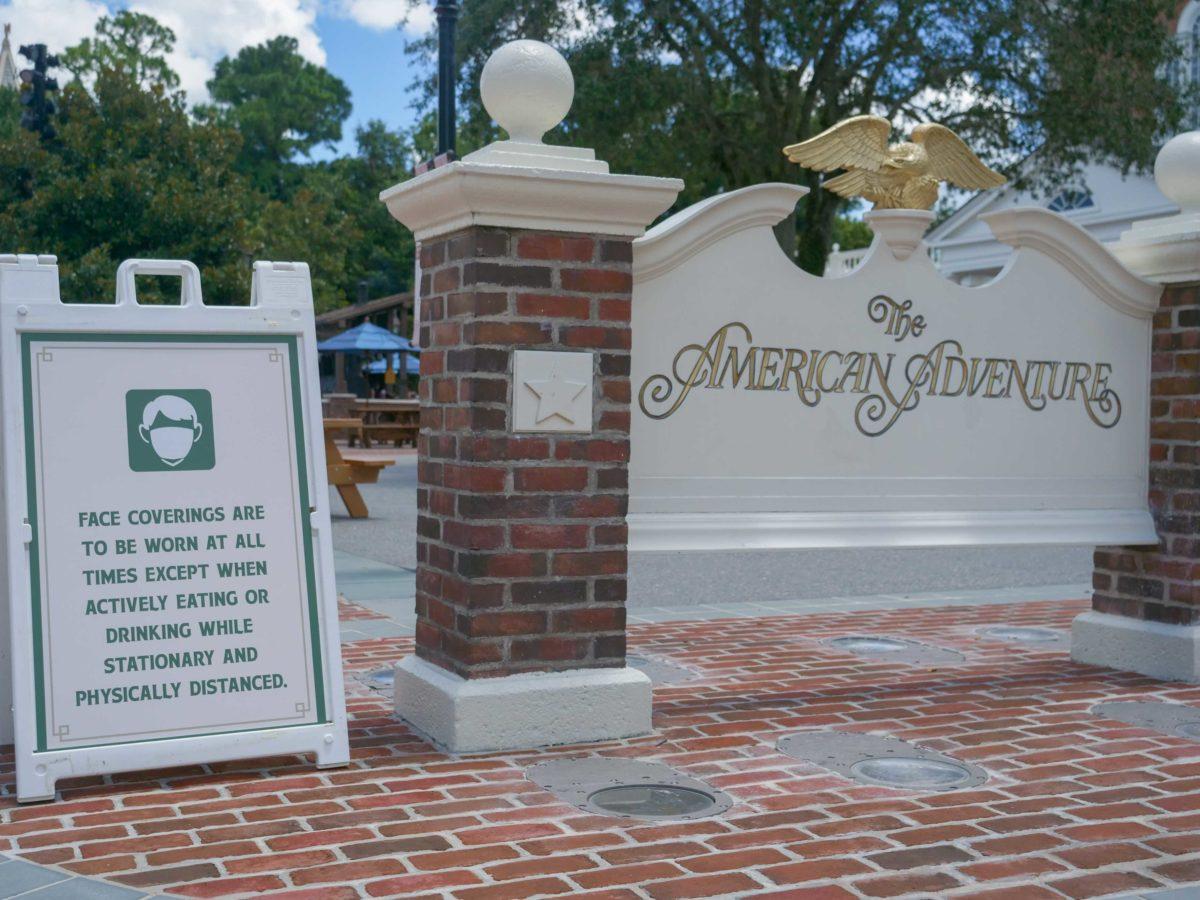 Disney World Closes Mask Loophole, Bans Eating And Drinking While Walking