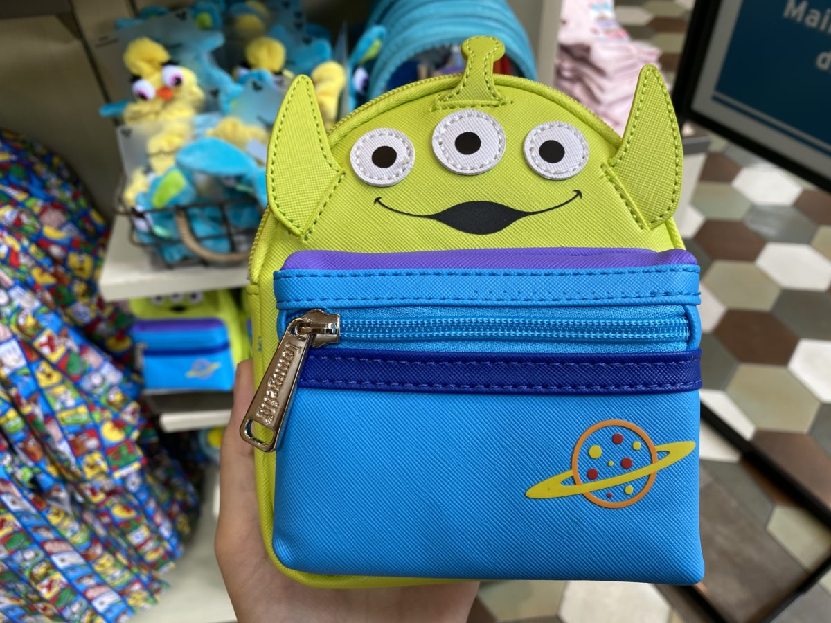 Toy Story Backpack Wristlet