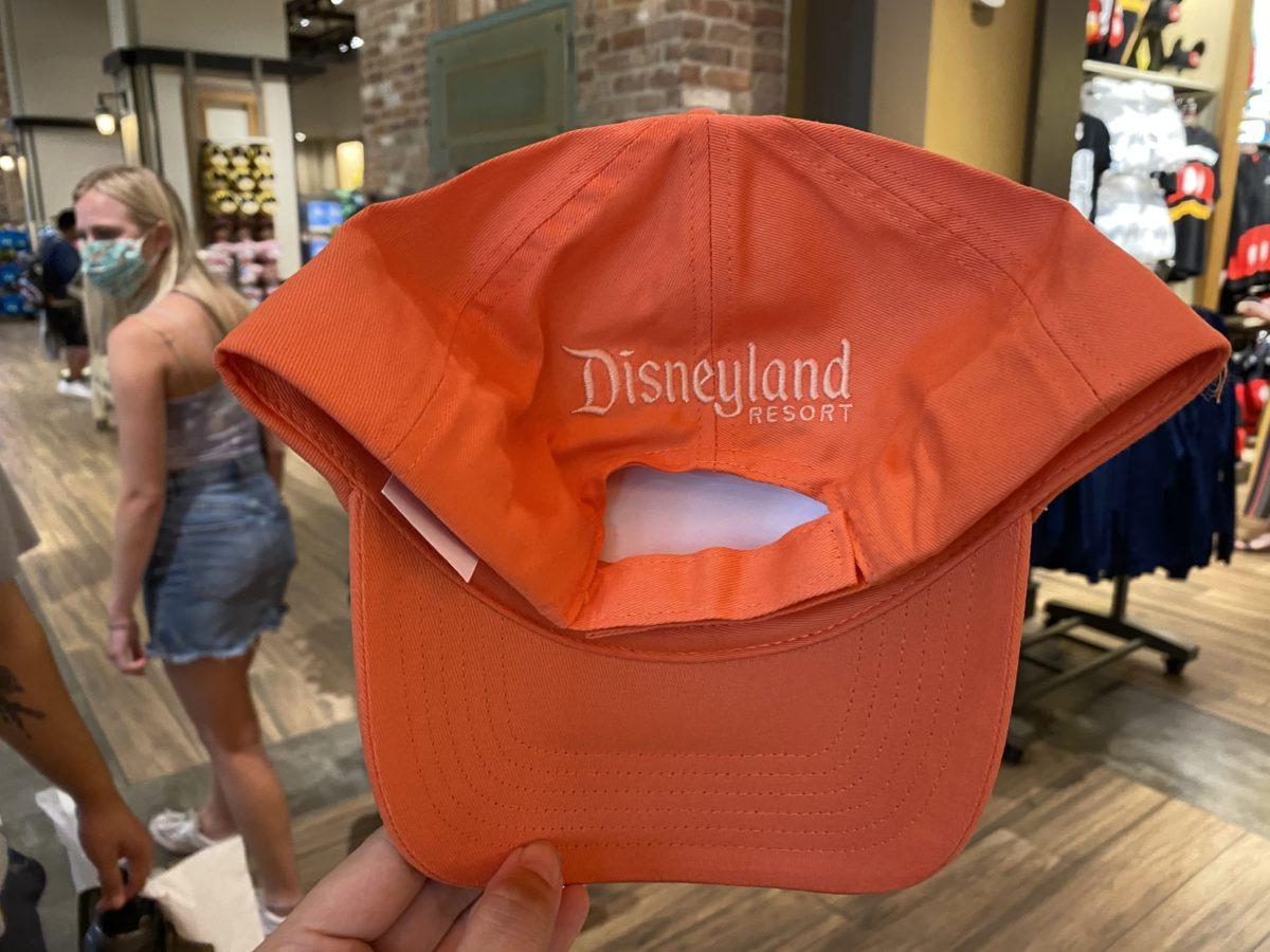 Coral Disneyland Hat
