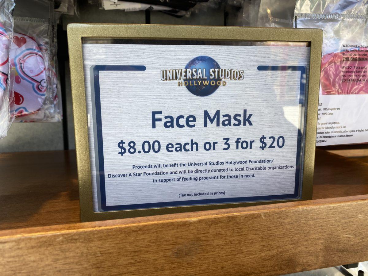 Universal Masks