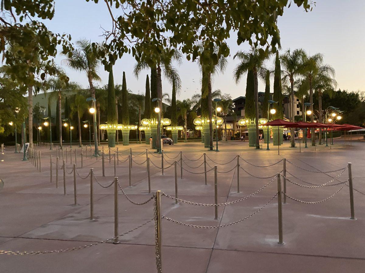 Downtown Disney Night