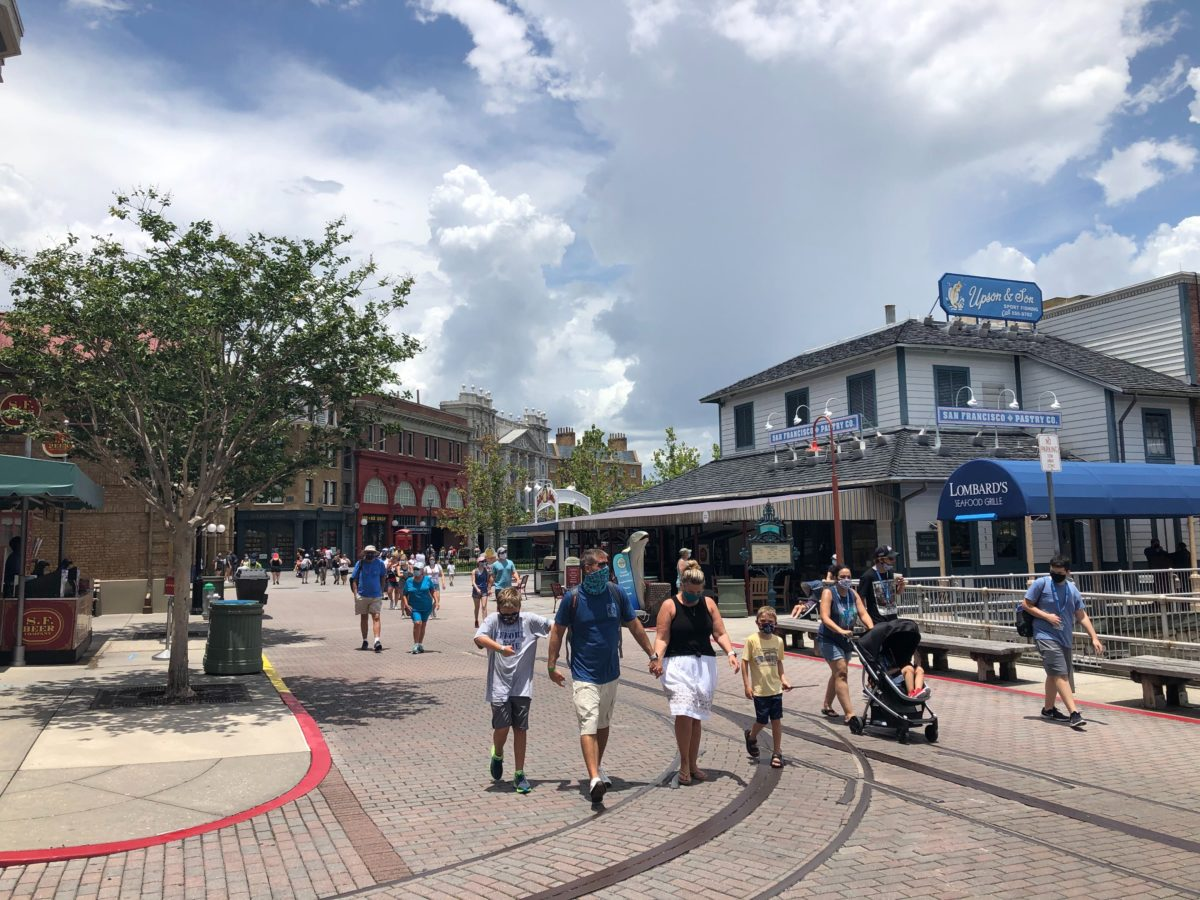 San Francisco Universal Studios Florida