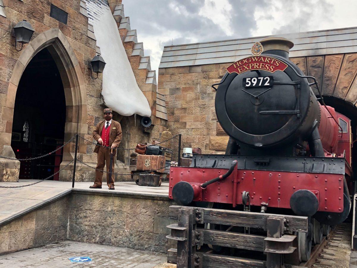Hogwarts Express Station Master