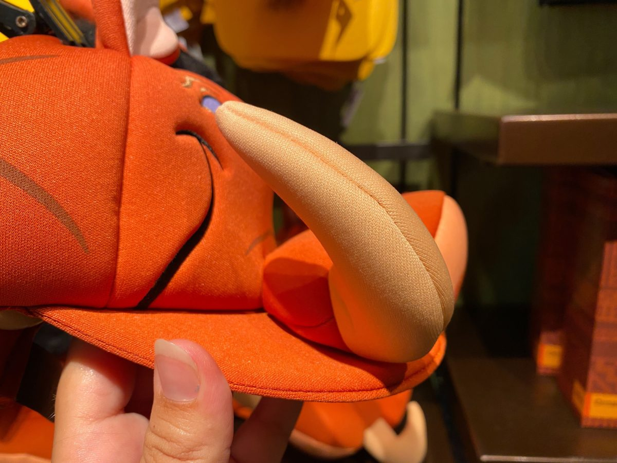 pumba hat