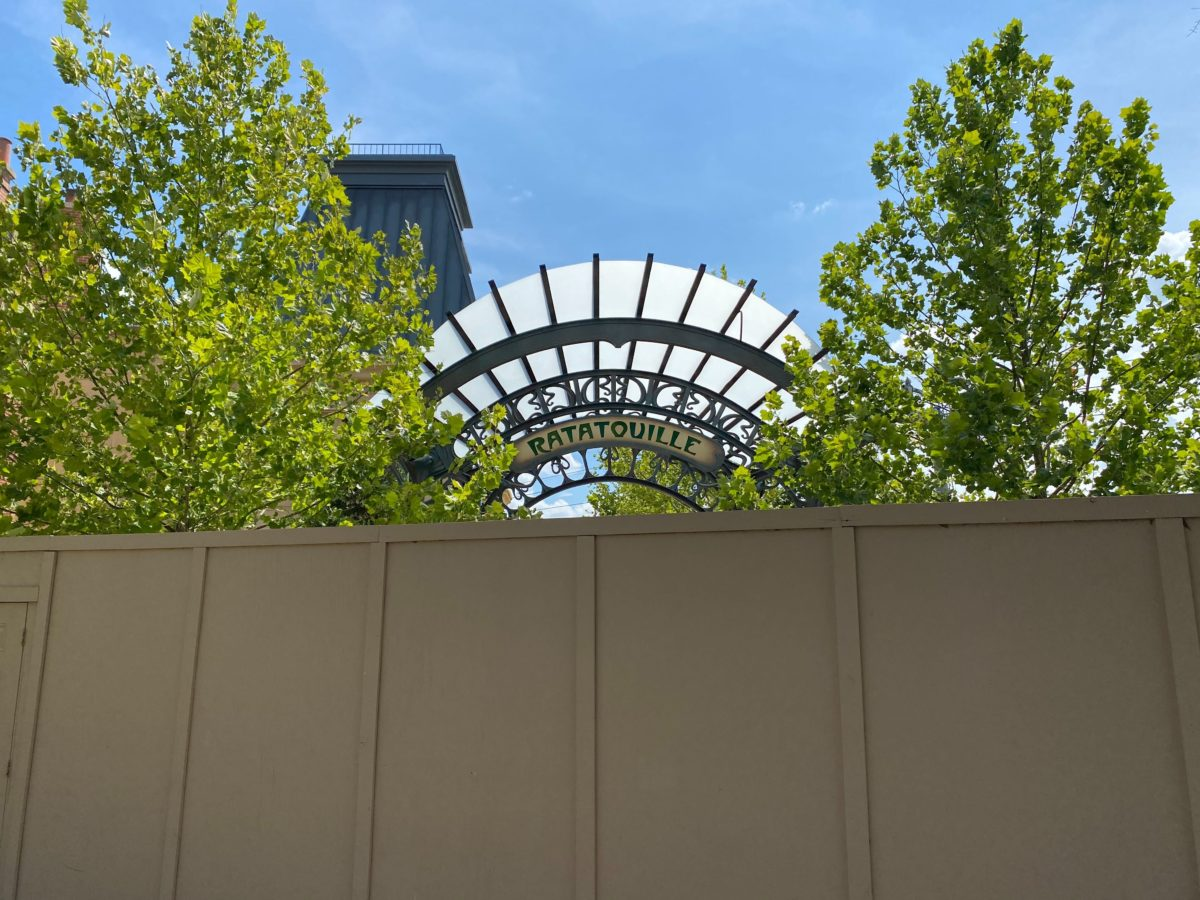 France Pavilion Expansion