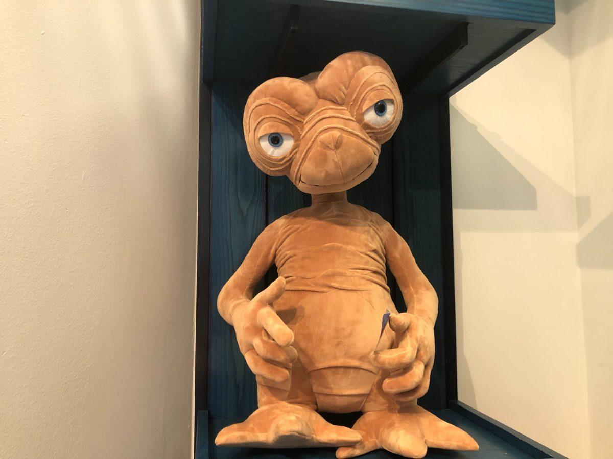 E.T. Plush