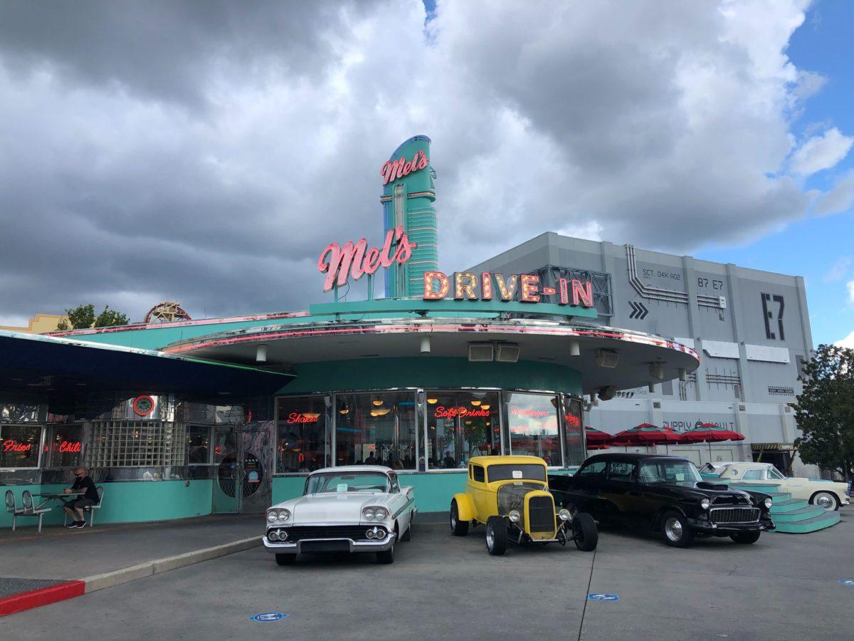 Mel's Drive-In Universal Studios Florida