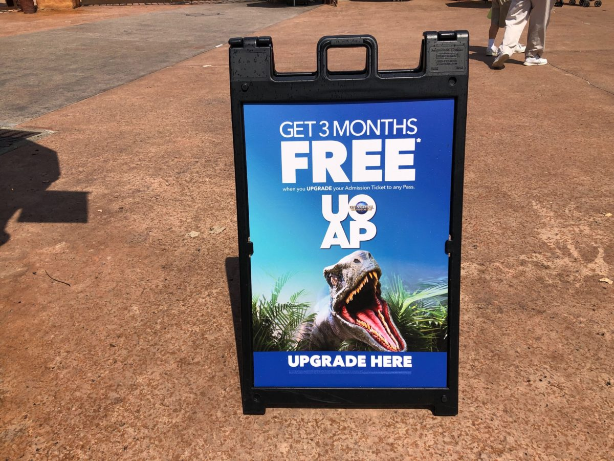 Get 3 months free when you upgrade to a UOAP