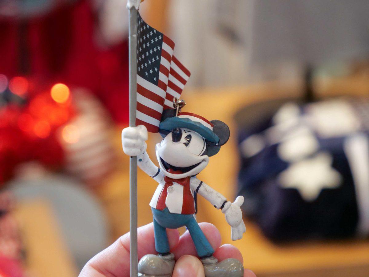 americana ornament