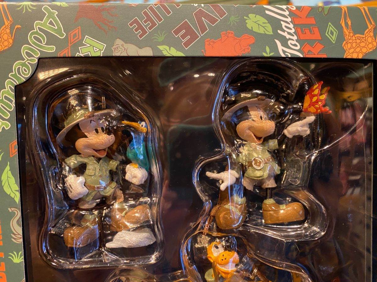 Animal Kingdom Ornament Set - $44.99