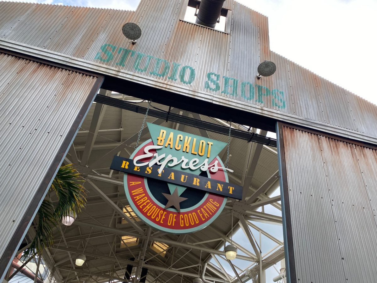 backlot express reopening dhs