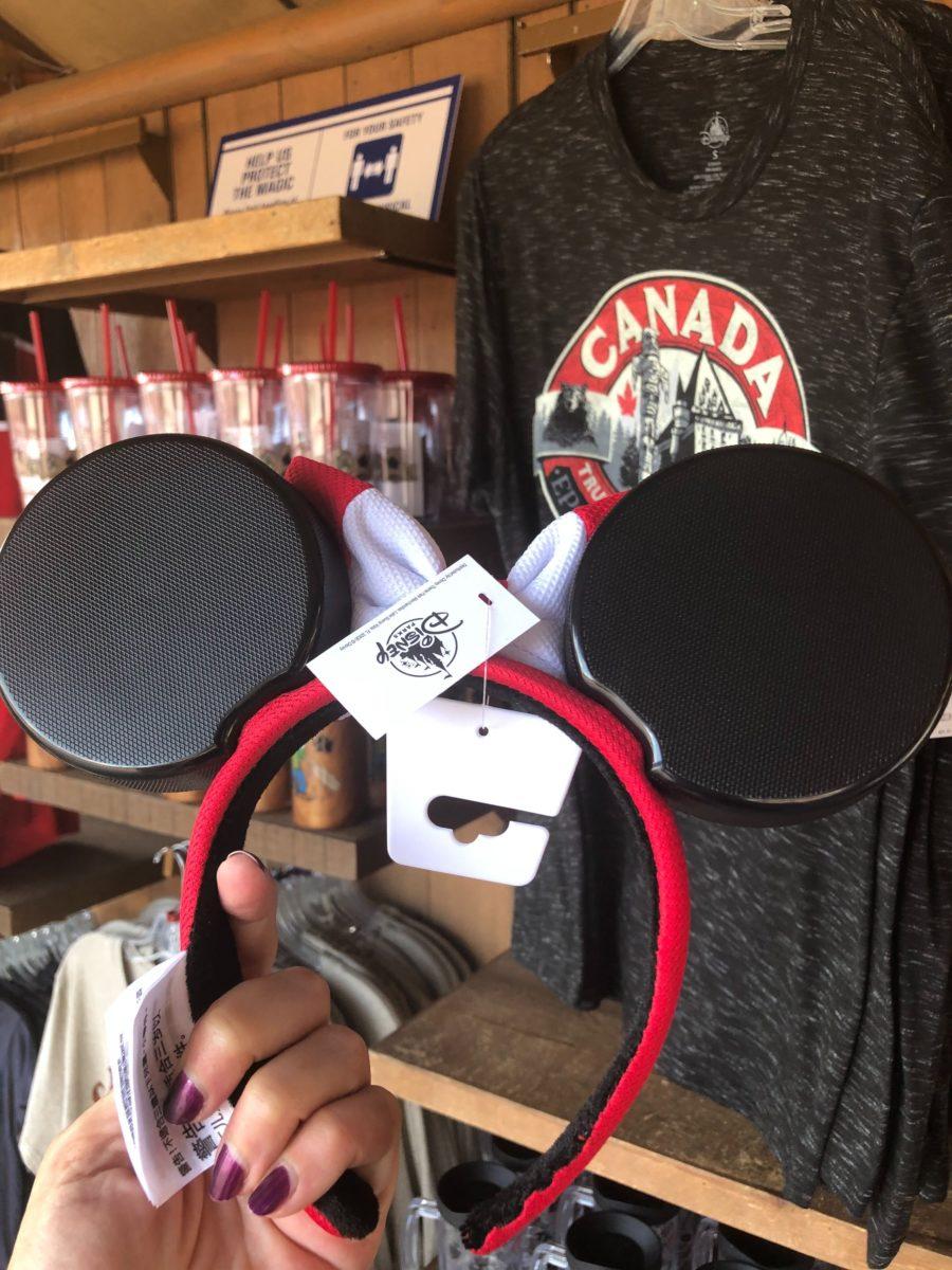 canada mickey ears
