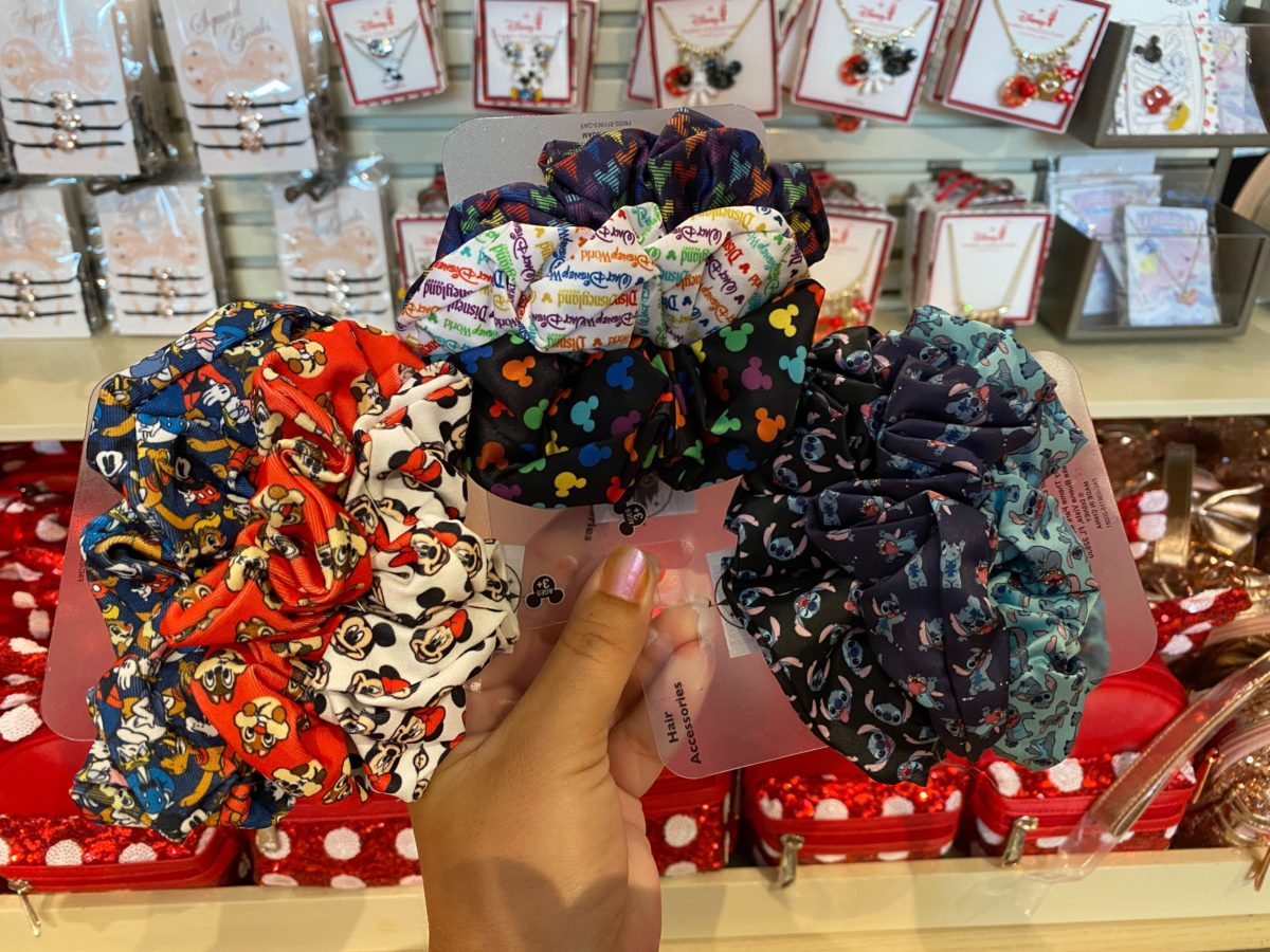 Disney Resort and  Character Scrunchies