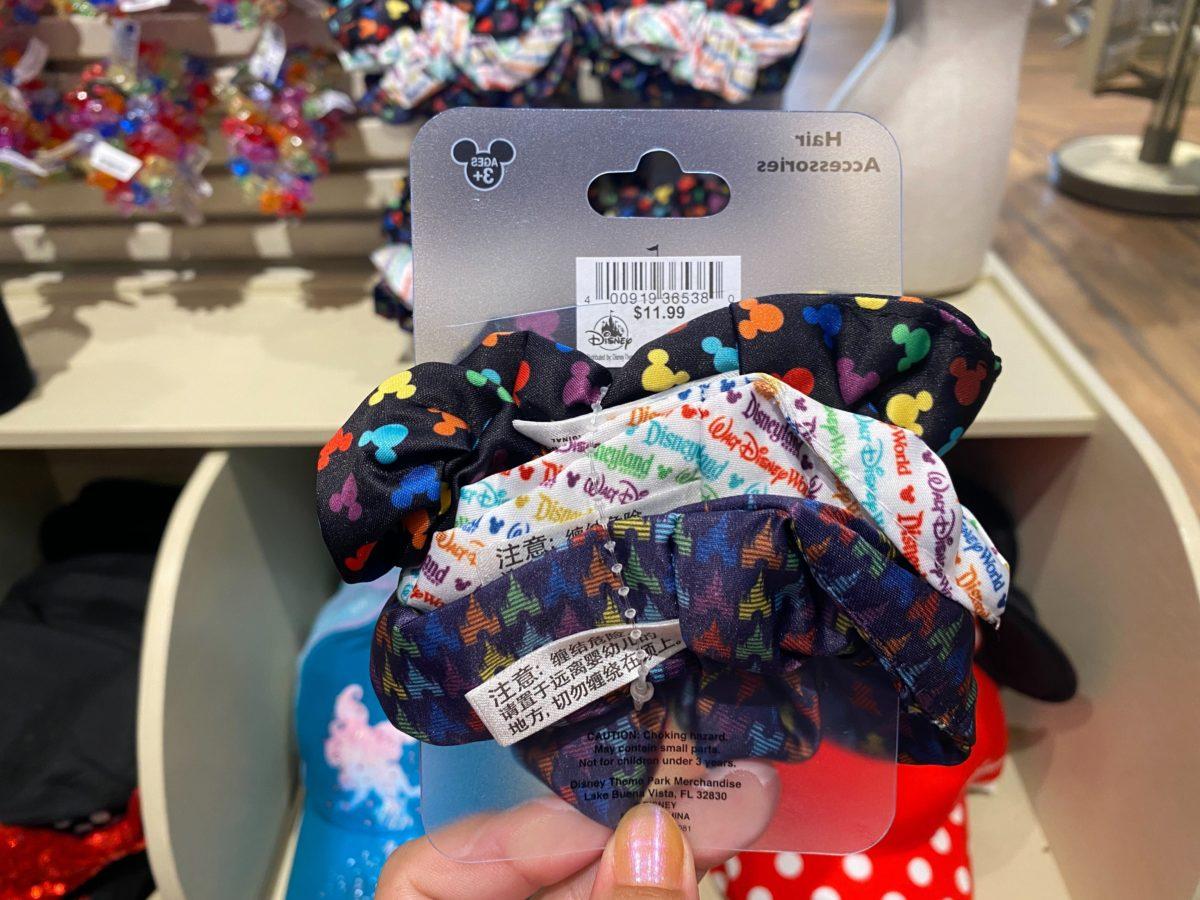Disney Resort Icon Scrunchies - $11.99