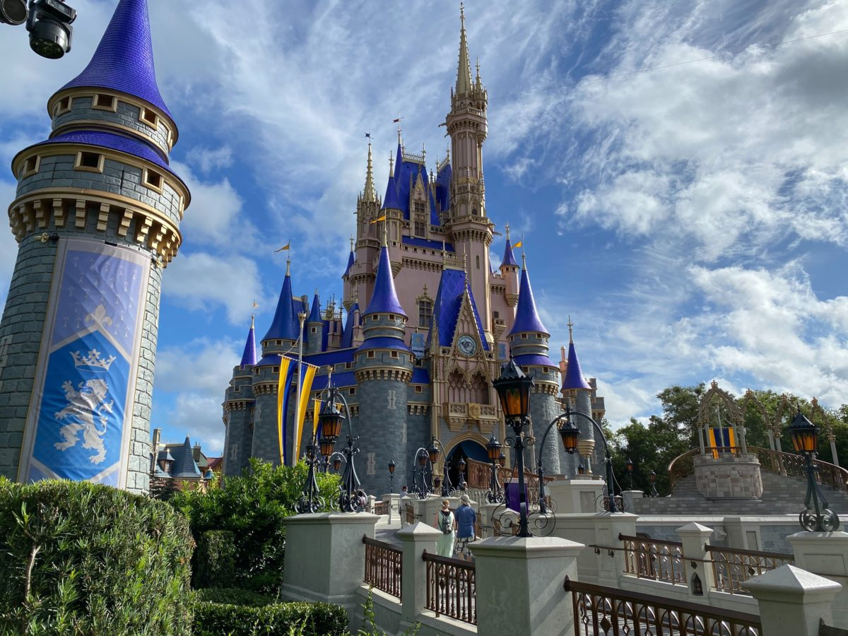 cinderella castle update
