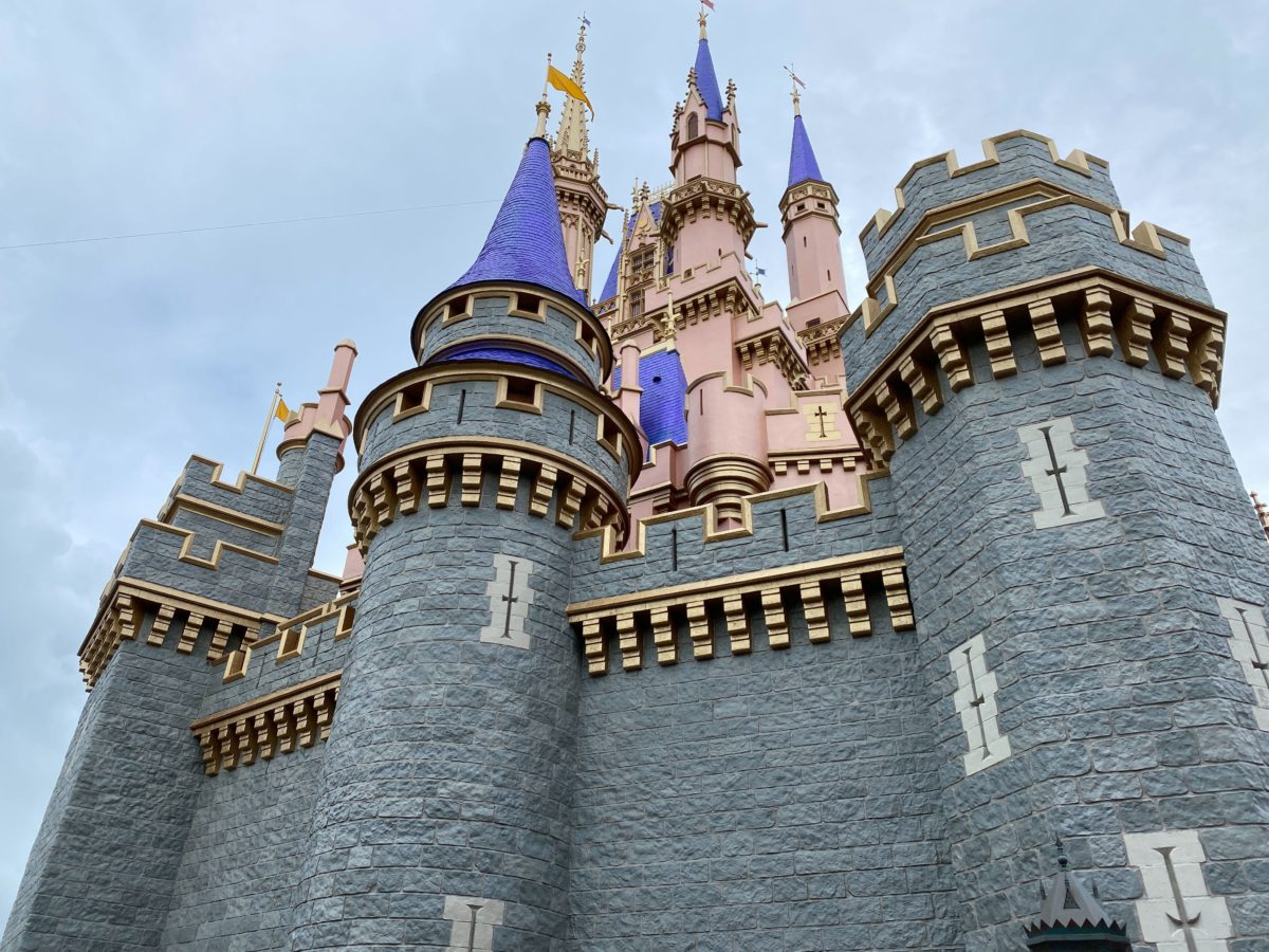 cinderella castle work