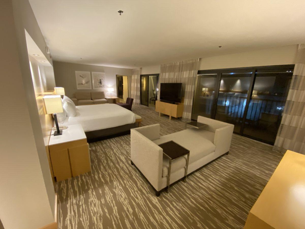 disney contemporary resort presidential suite