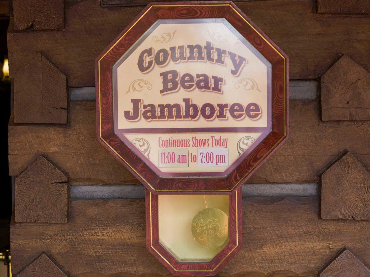 country bear jamboree hours