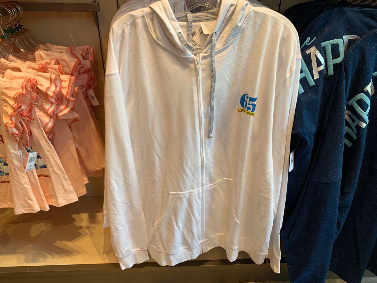 Disneyland 65th Zip Up Jacket - $59.99