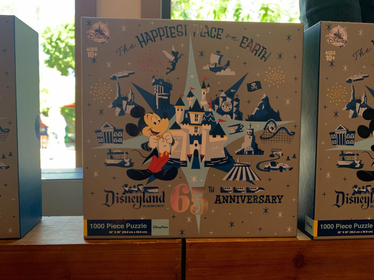 Disneyland 65th 1000 Piece Puzzle - $22.99