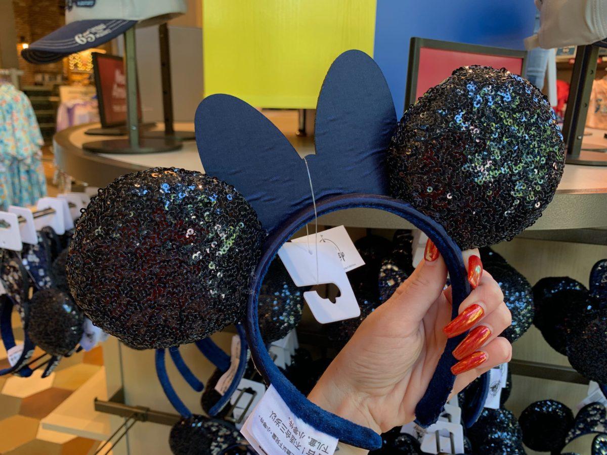 Disneyland 65th Minnie Ear Headband - $29.99