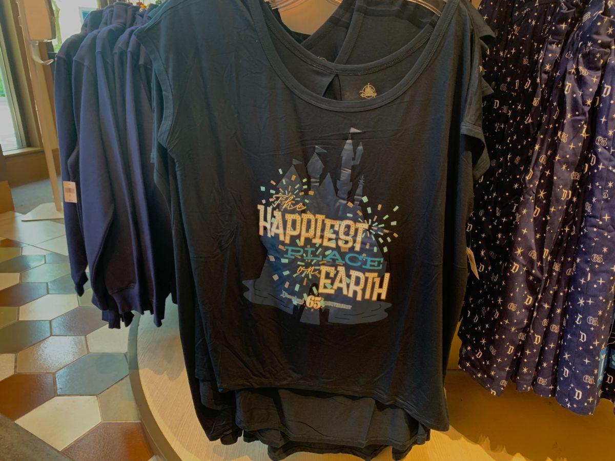 Disneyland 65th Womans Shirt - $36.99