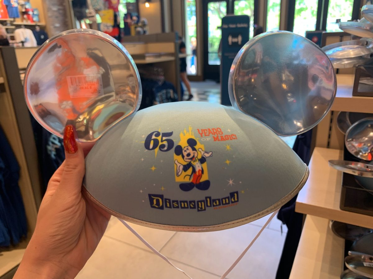 Disneyland 65th Mickey Ear Hat - $24.99