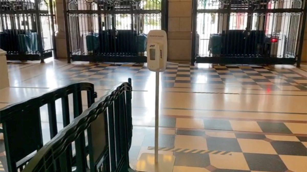 disneyland paris pre-reopening