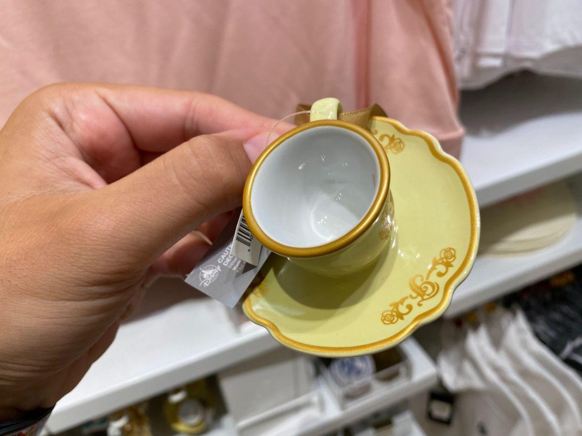 Grand Floridian Tea Cup Ornament - $21.99