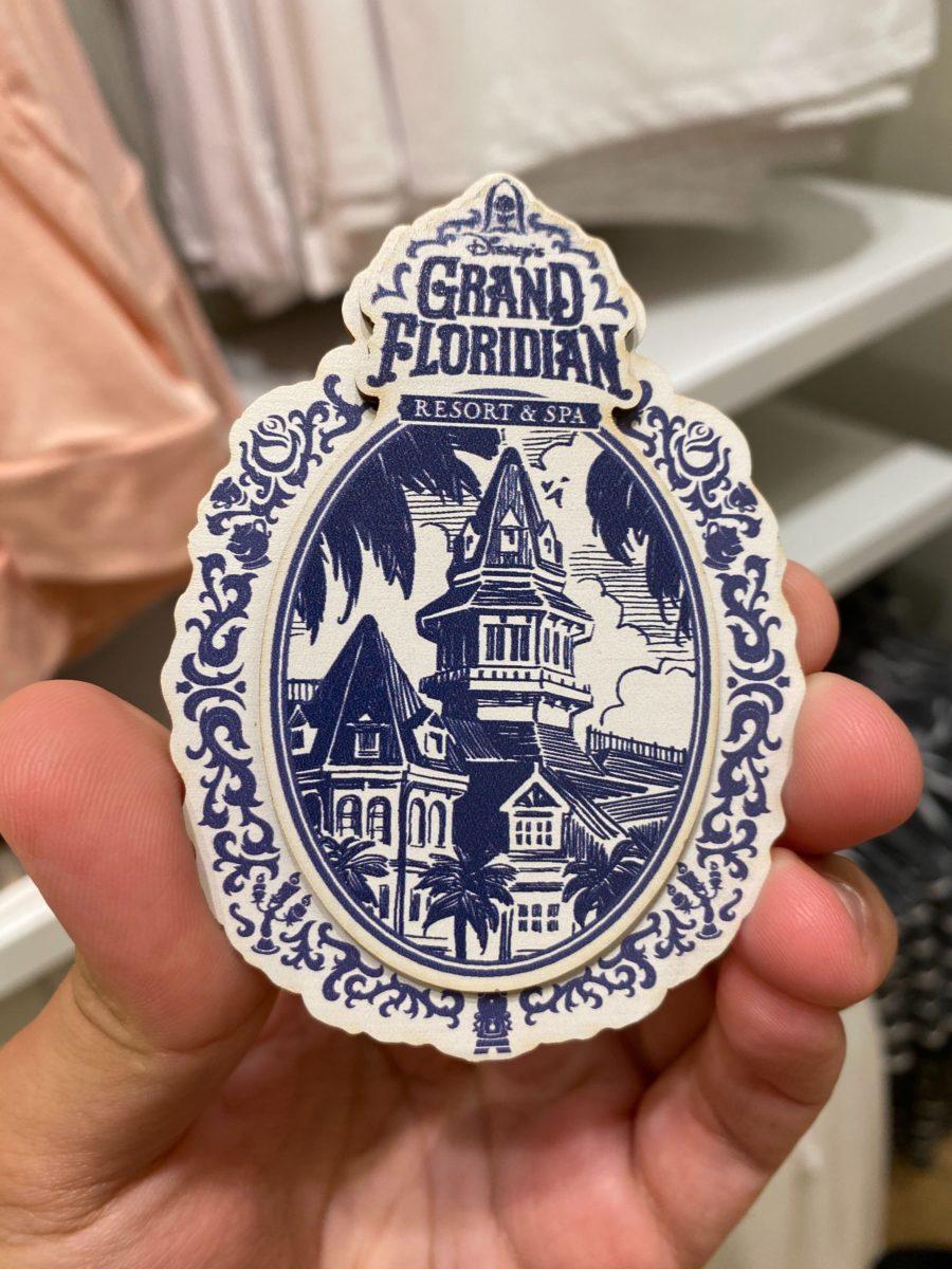 Grand Floridian Wooden Magnet - $12.99