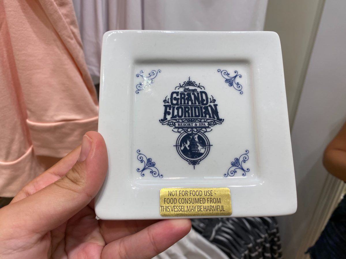 Grand Floridian Decorative Plate - $14.99