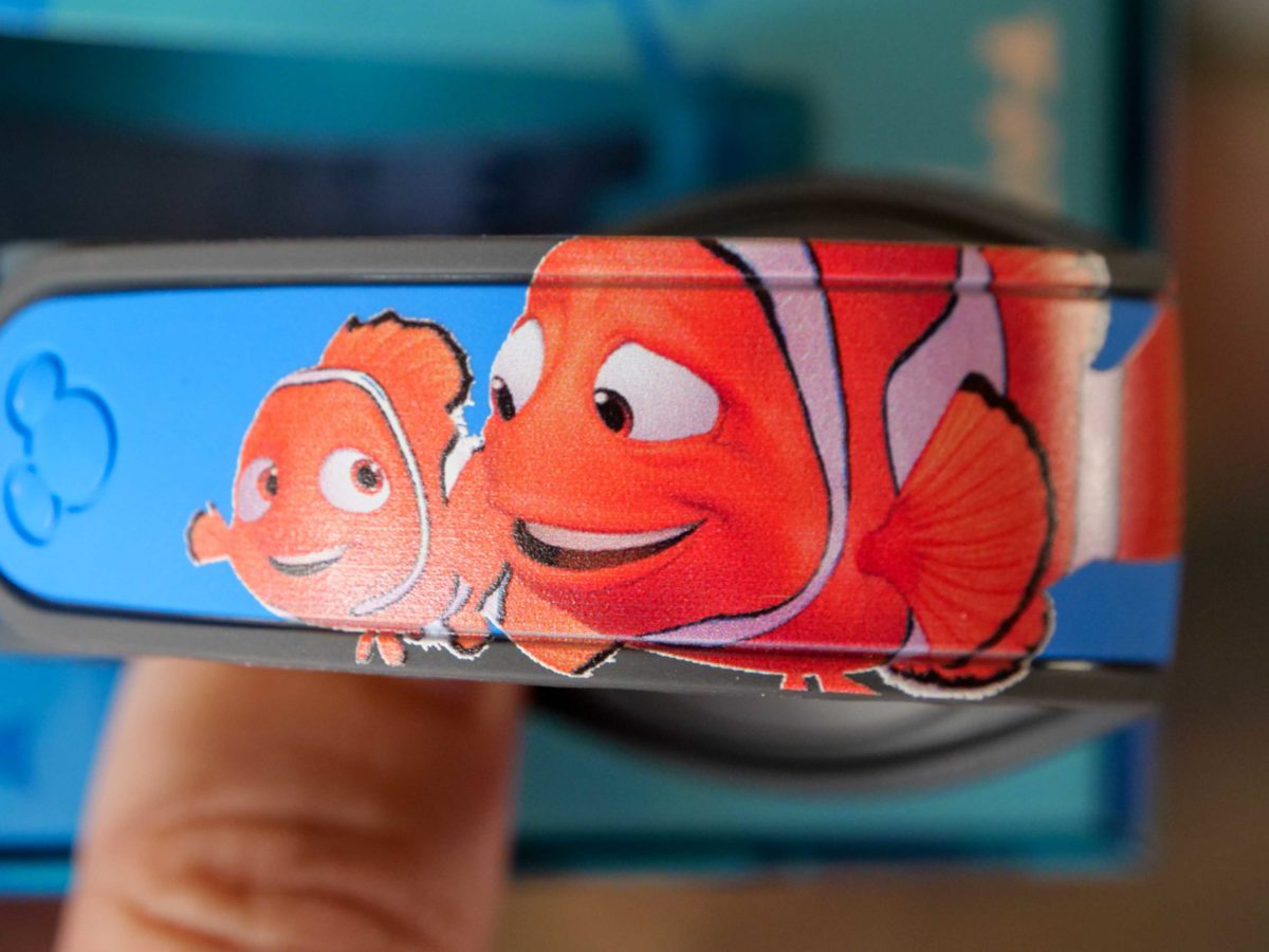 Finding Nemo Father's Day MagicBand - 34,99 $