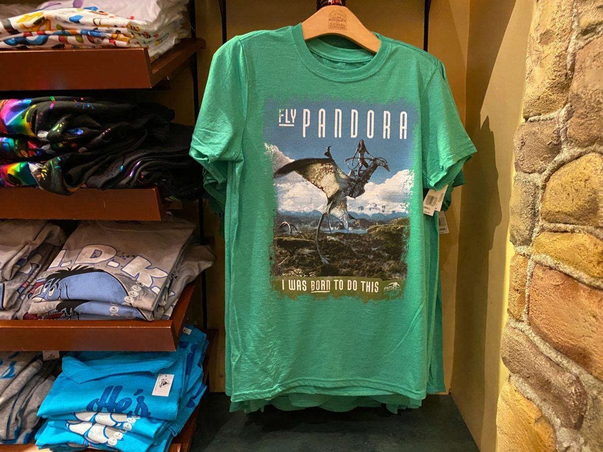 """""""Fly Pandora"""" shirt - $24.99"""