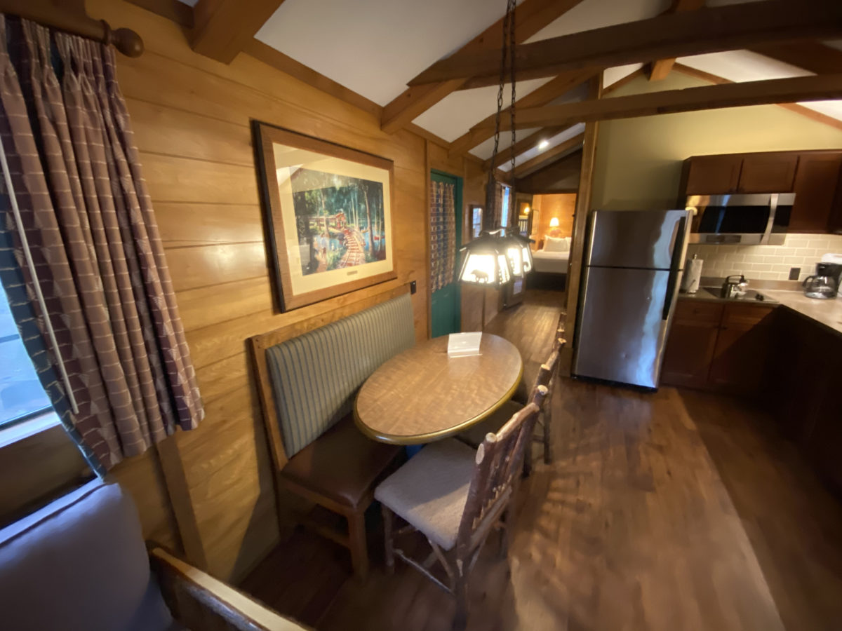 cabin tour at disney fort wilderness resort