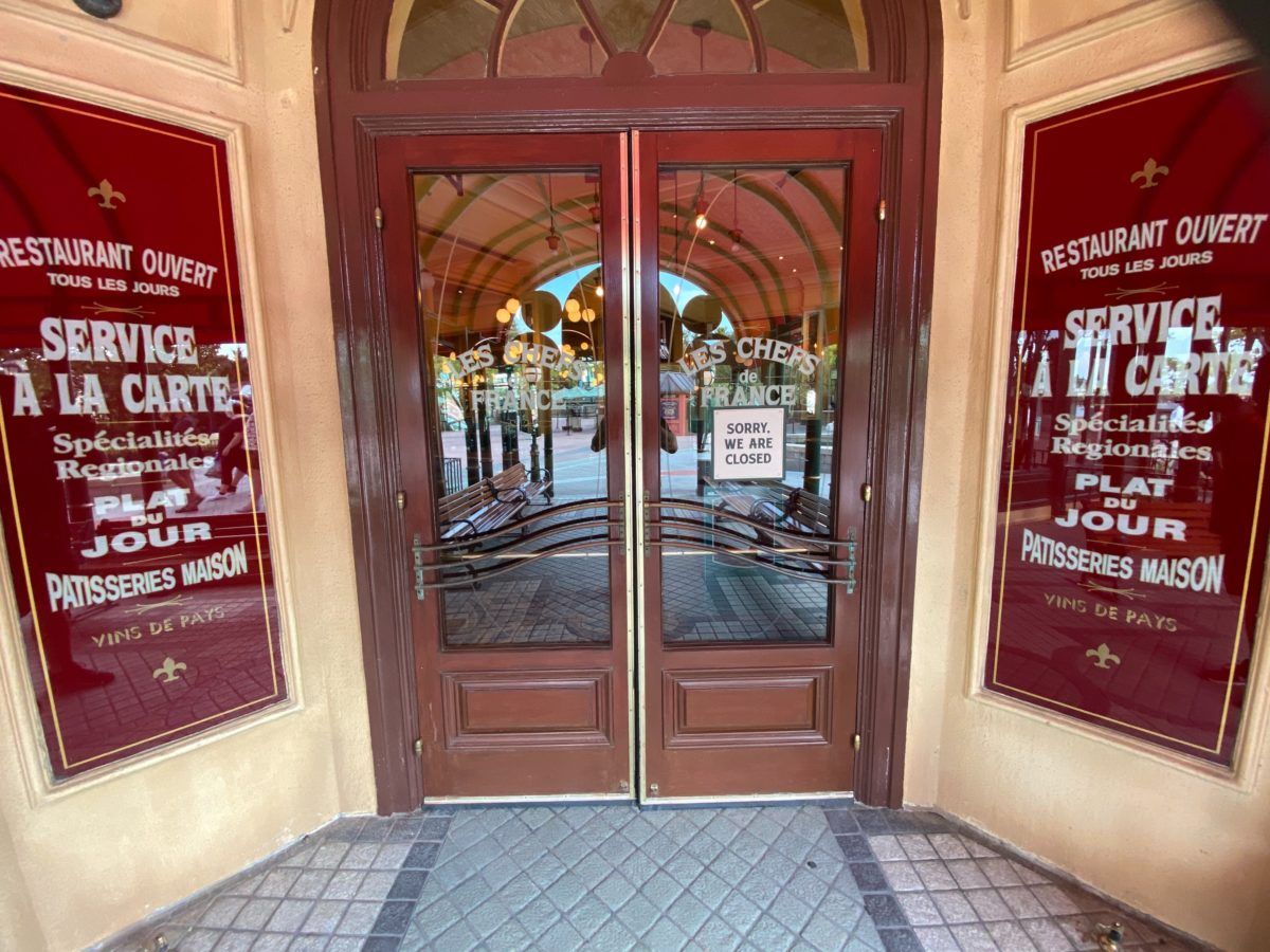 epcot france pavilion reopening