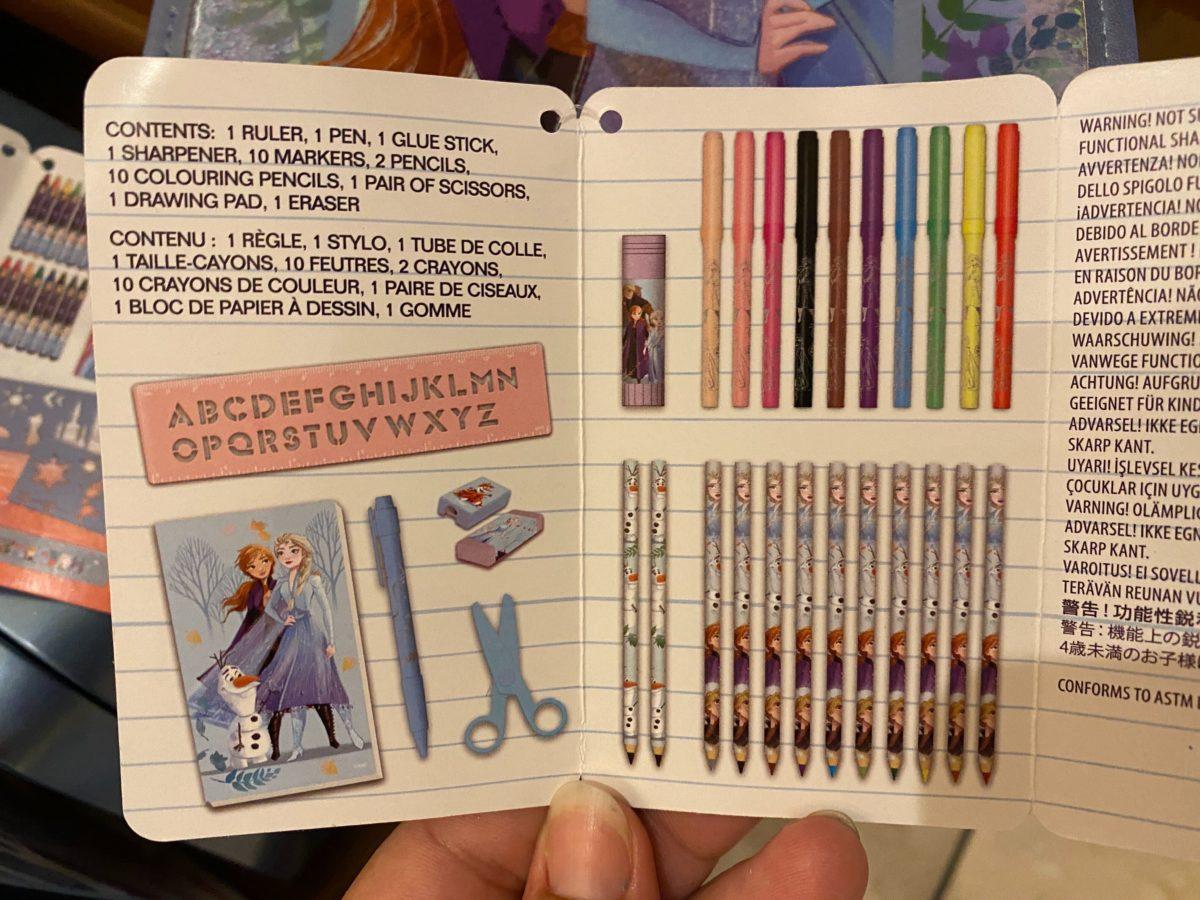 Frozen Stationery Kit - $24.99