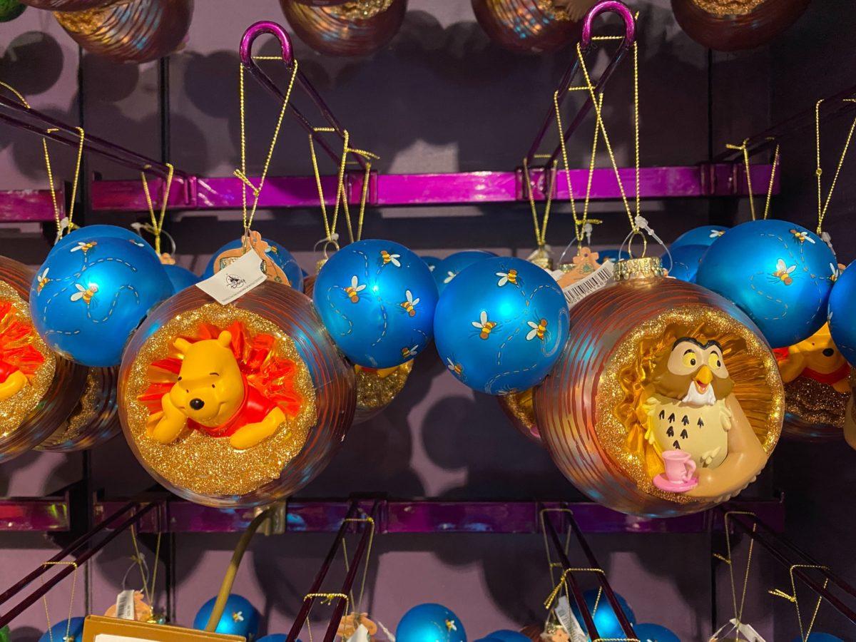 Winnie the Pooh & Owl Ornament - $29.99