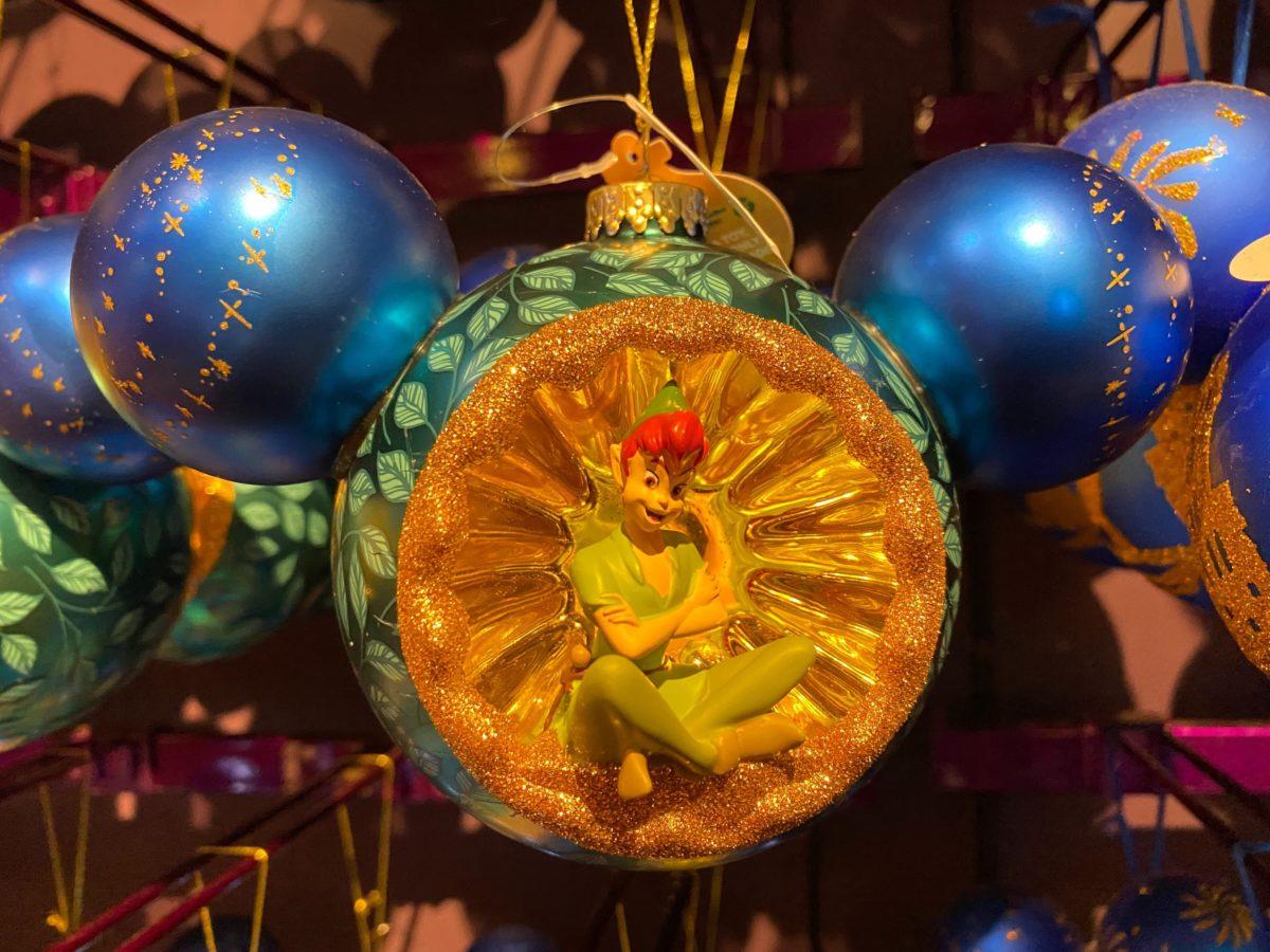 Peter Pan & Tinker Bell Ornament - $29.99