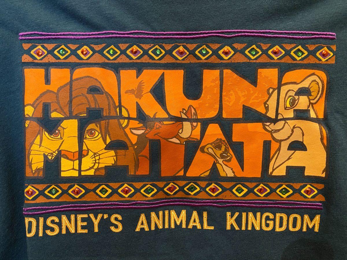 Hakuna Matata Crop Top - $29.99