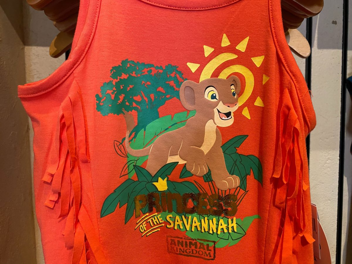 Princess of the Savannah Youth Tank - $24.99
