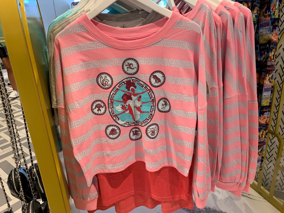 The Muses Long Sleeve Shirt - $36.99