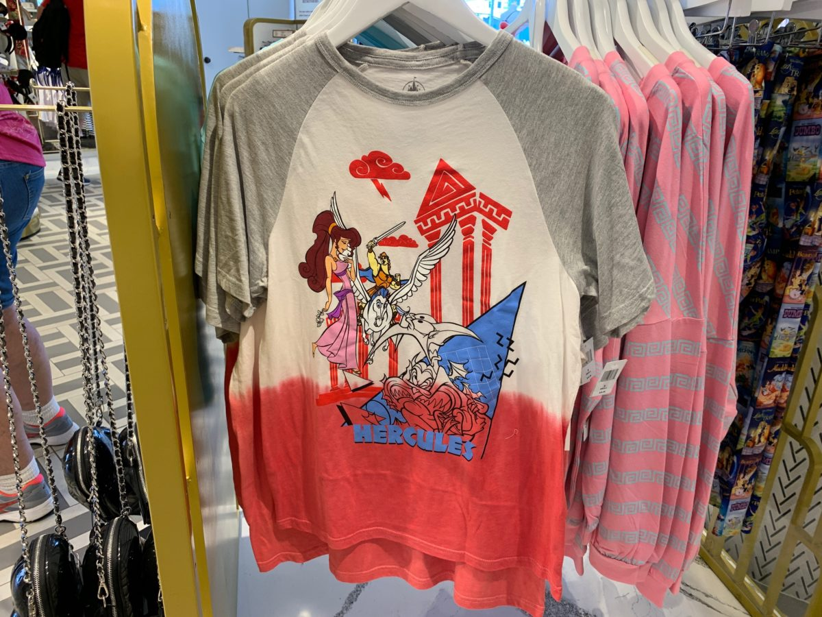Hercules Character Graphic T-Shirt - $36.99