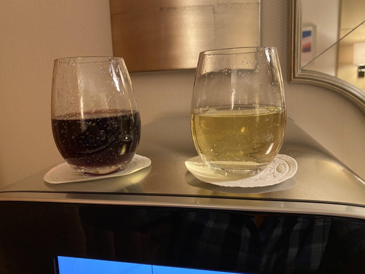In-Room Hotel Wine Machine at Four Seasons Resort Orlando