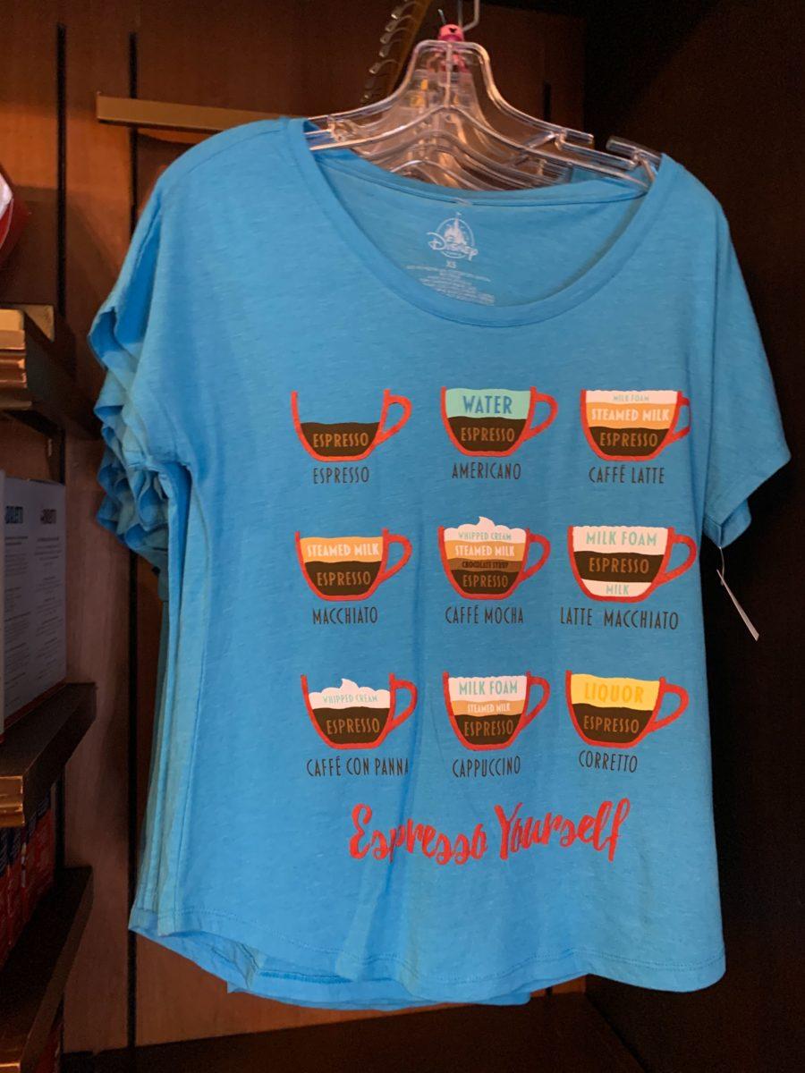 Espresso Yourself Women Shirt - $20.99