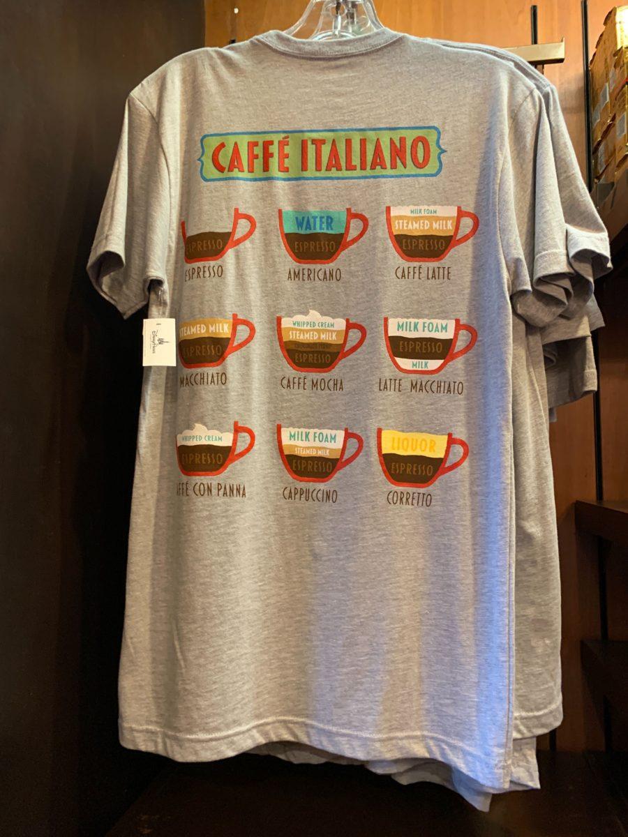 Caffè Italiano T-Shirt - $17.49
