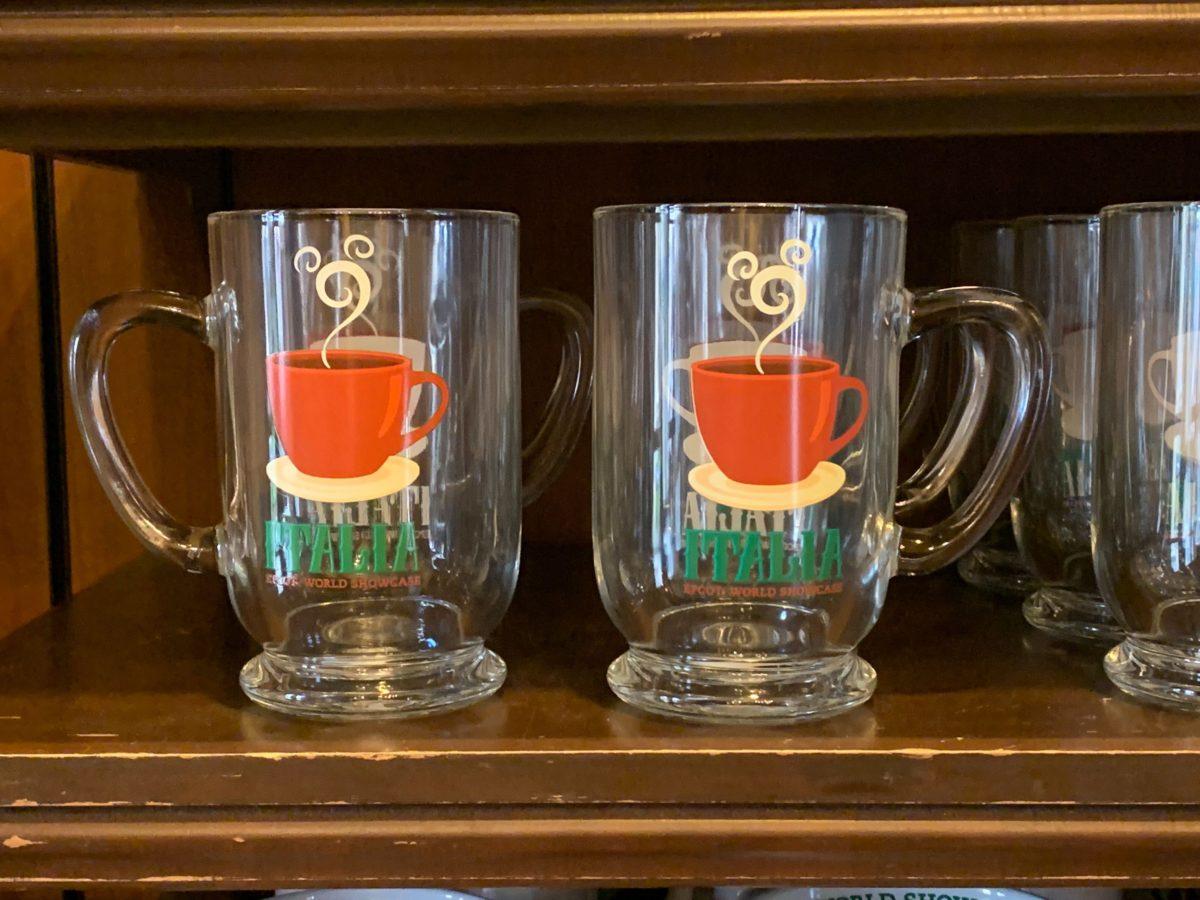 Italia World Showcase Glass - $13.99