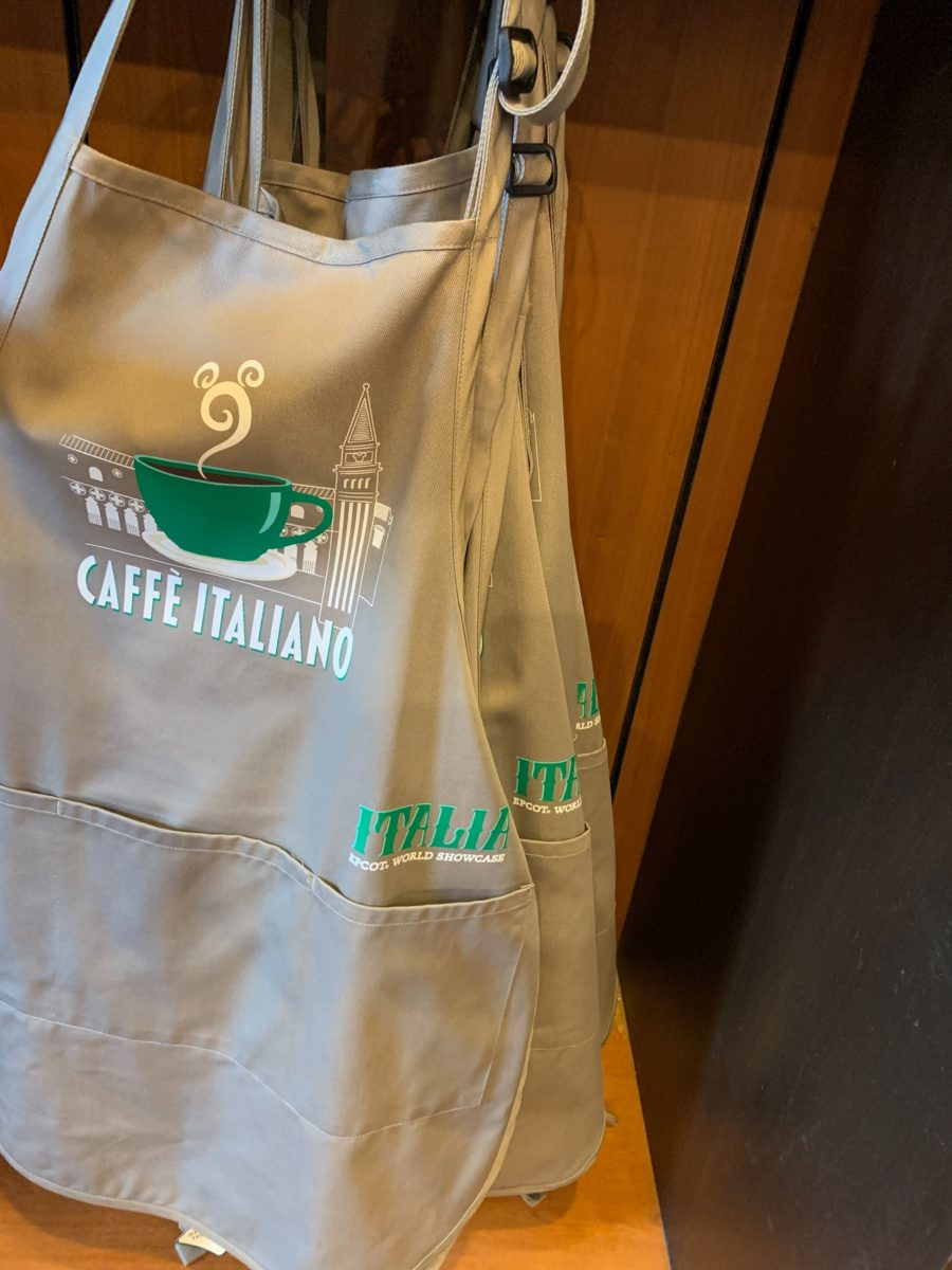 Caffè Italiano Apron - $20.99