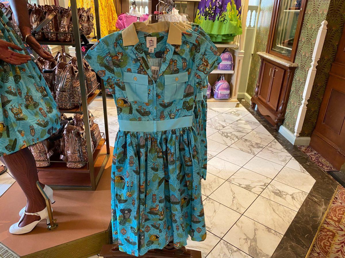 jungle cruise dress