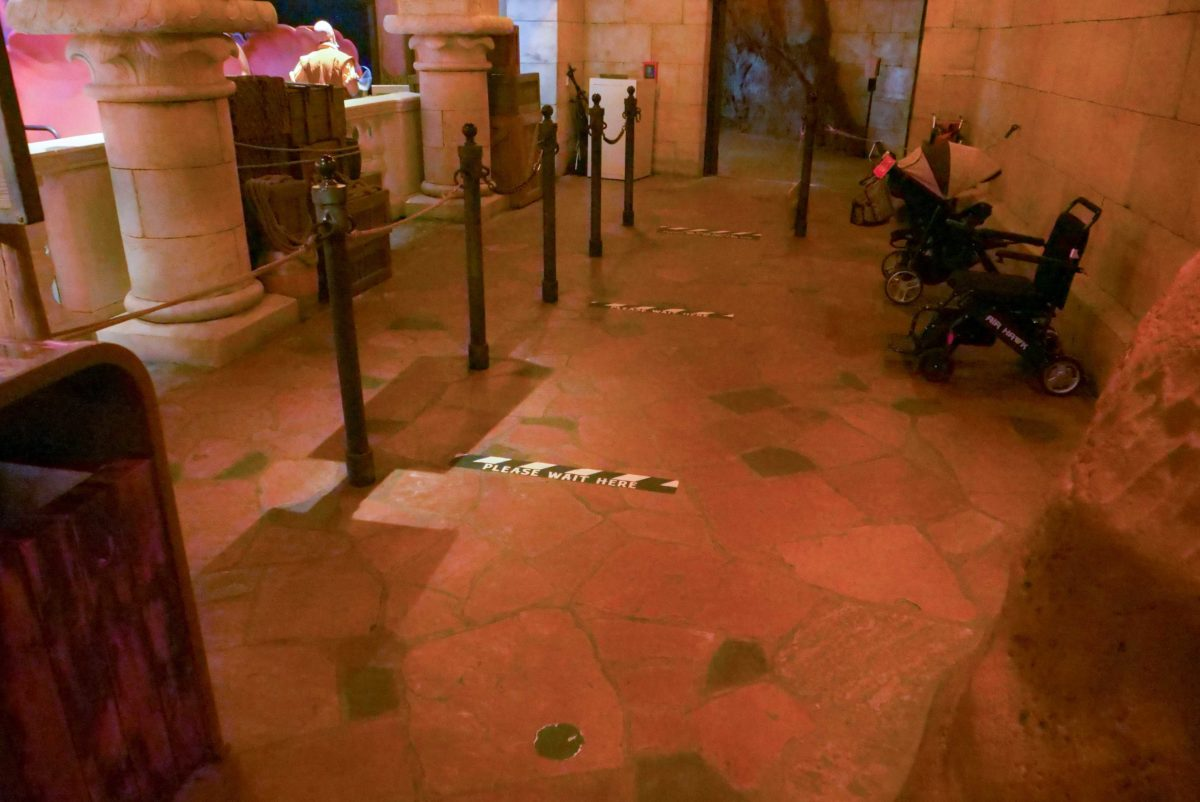 little mermaid reopening