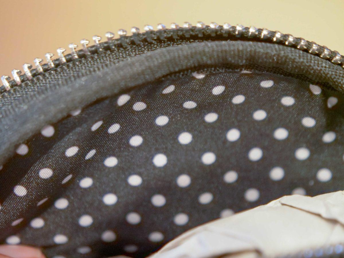 mickey classic ear loungefly wristlet